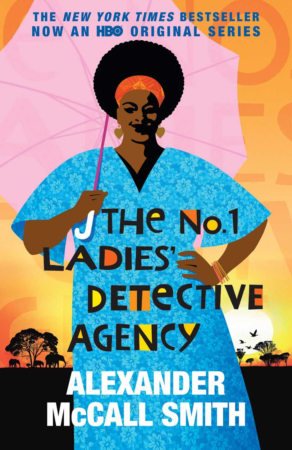 No. 1 Ladies Detective Agency TV series