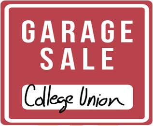 Garage sale to raise funds for scholarships