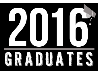 Announcing the graduating class of OCCC's Spring 2016 semester