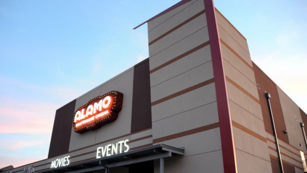 Alamo Drafthouse combines food and film
