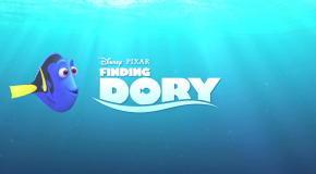 Finding Dory movie banner