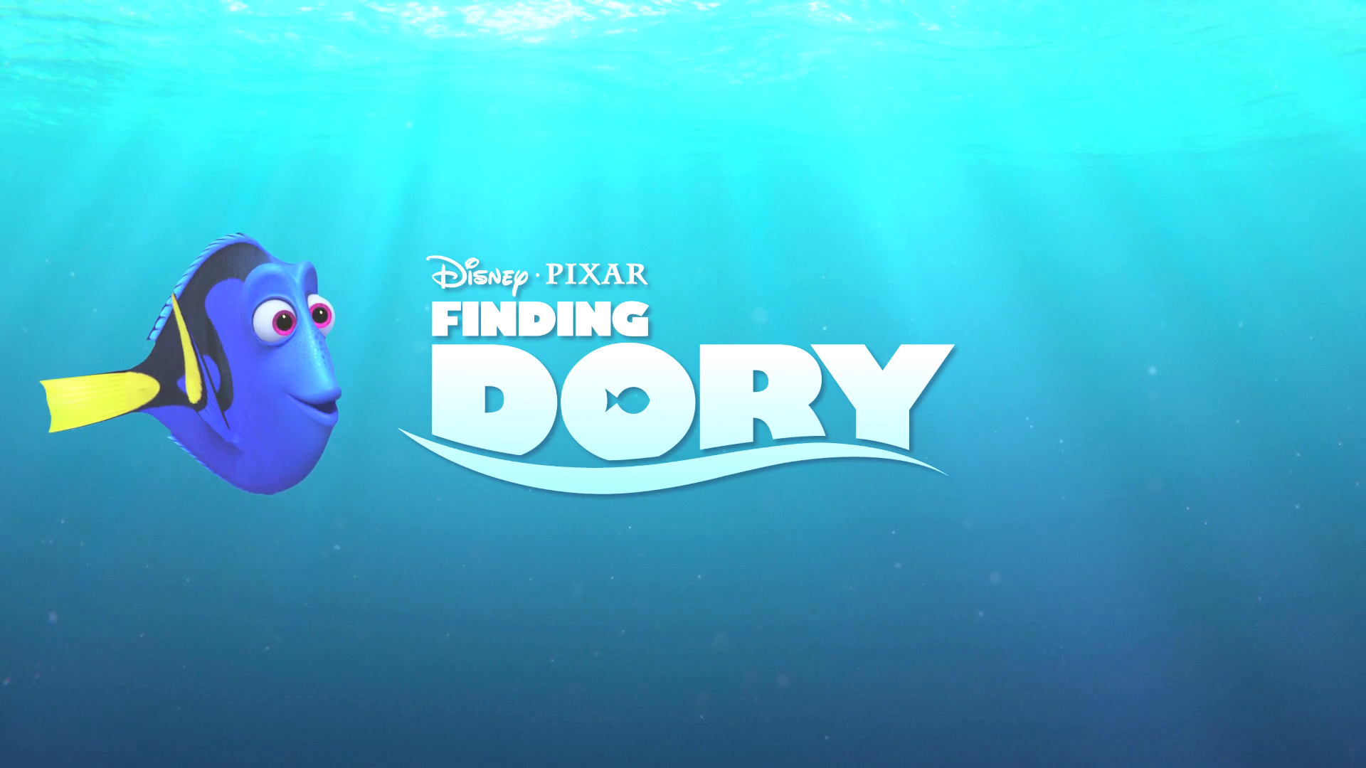 """Finding Dory"" fun for all"