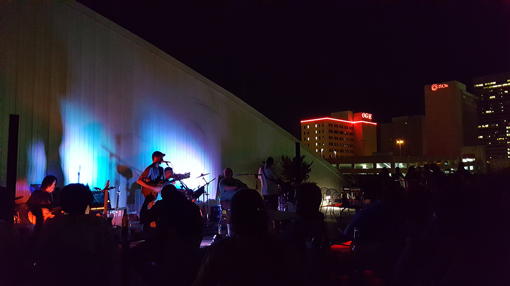 Skyline Cocktails: The Broke Brothers at the Museum of Art