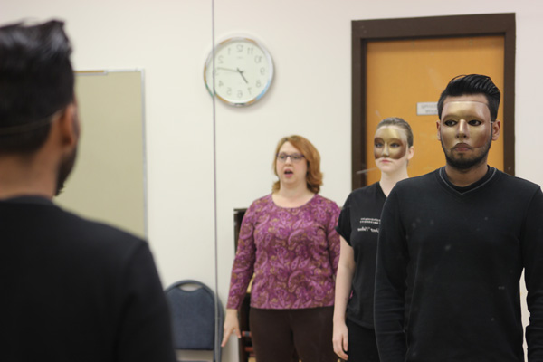 Greek tragedy comes to OCCC