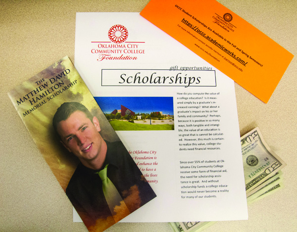 Opportunities available: The importance of applying for scholarships
