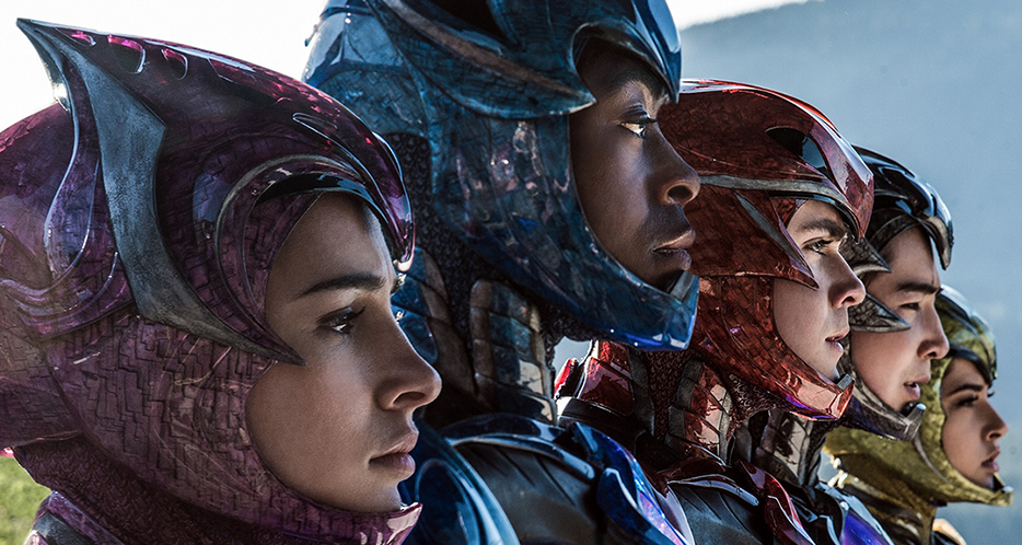 Review: Power Rangers