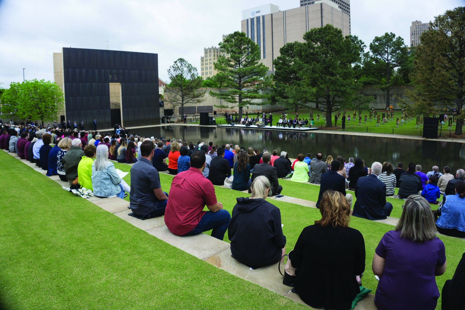 A day of remembrance: Anniversary of the Oklahoma City bombing