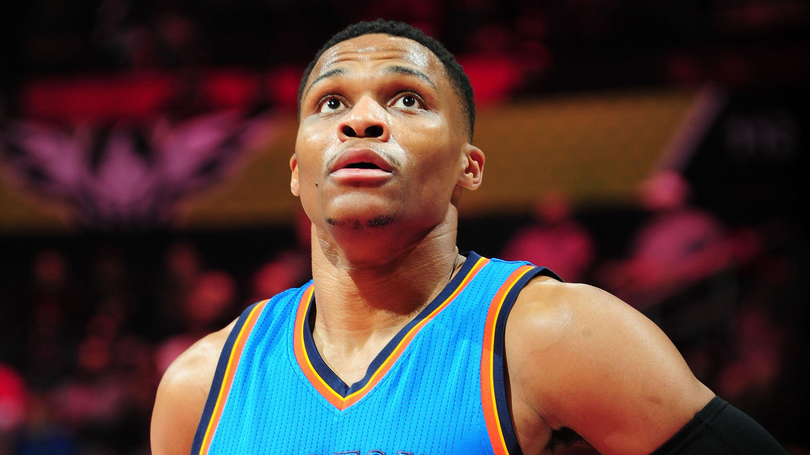 Westbrook on the path to MVP