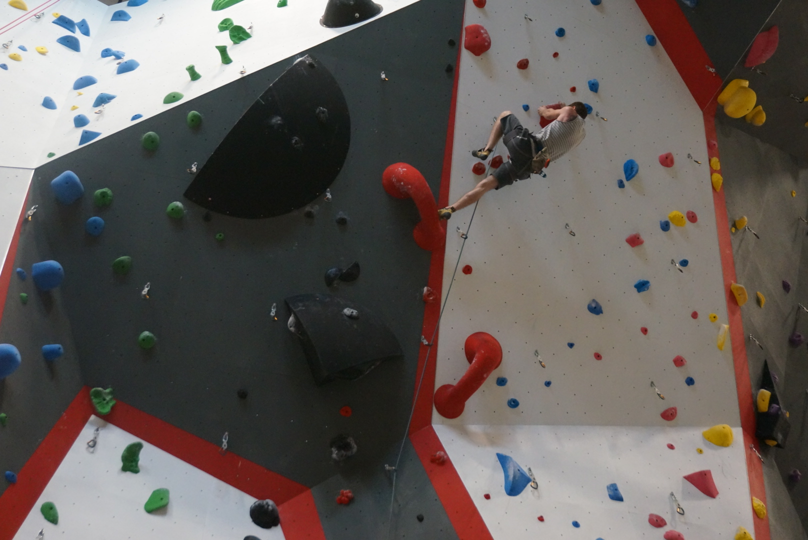 Climbing: A Physical and Mental Workout