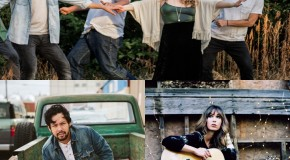 TOP: The Indigoes pose for promotional art. Bottom Left: Jose Hernandez. Bottom Right: Katie Williams. All Photos Provided.