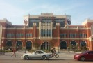 The University of Oklahoma stadium. Photo by Natalie Nell