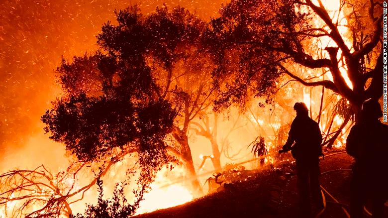 A New Normal: A Vision of the Future in California Wildfires.