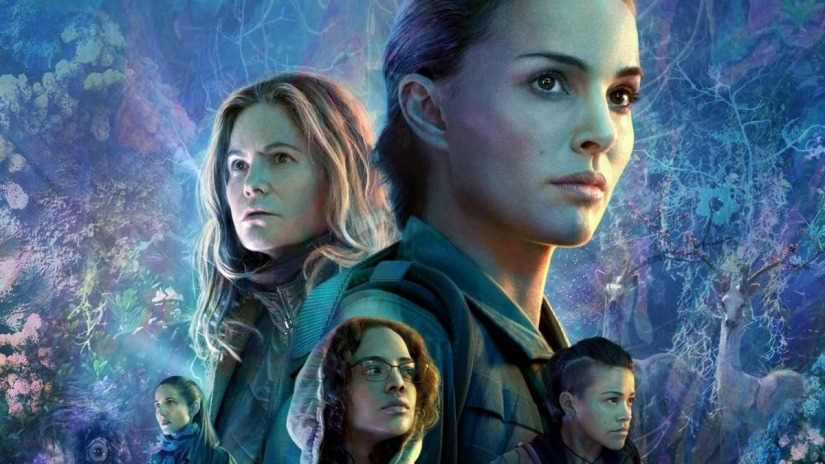 Annihilation Movie is Mind Boggling