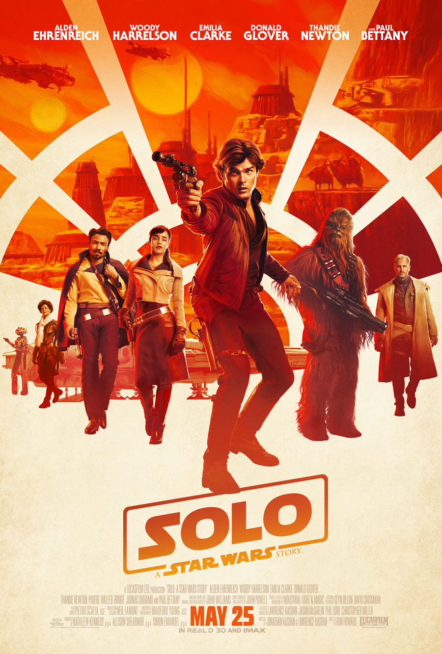 31 Years Later We See How It Started In Solo: A Star Wars Story