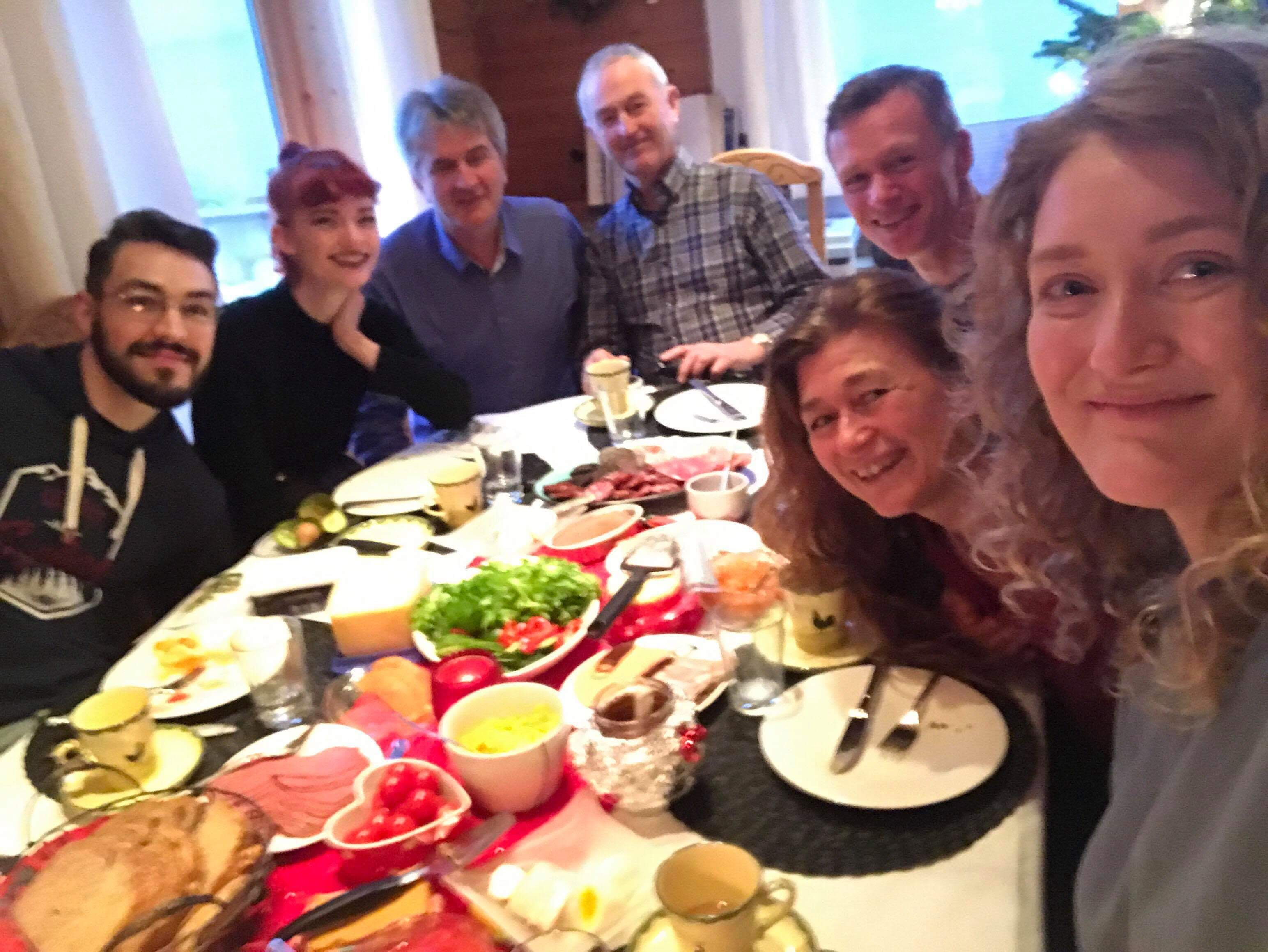 Fish Balls, Brown Cheese, Reindeer & Roast Whale: A Foodie's Time in Vikingland
