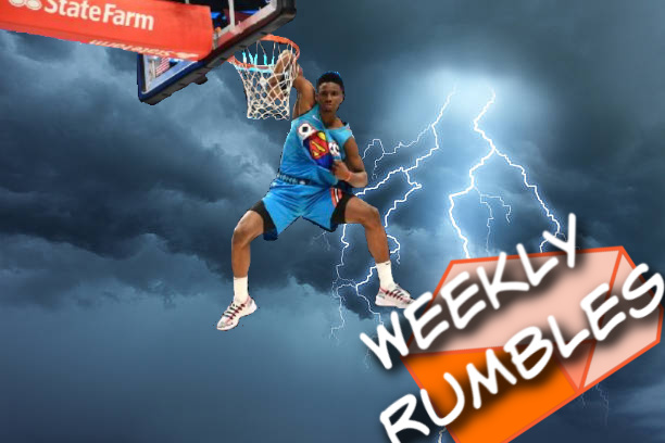 Weekly Rumbles 2: Electric Boogaloo