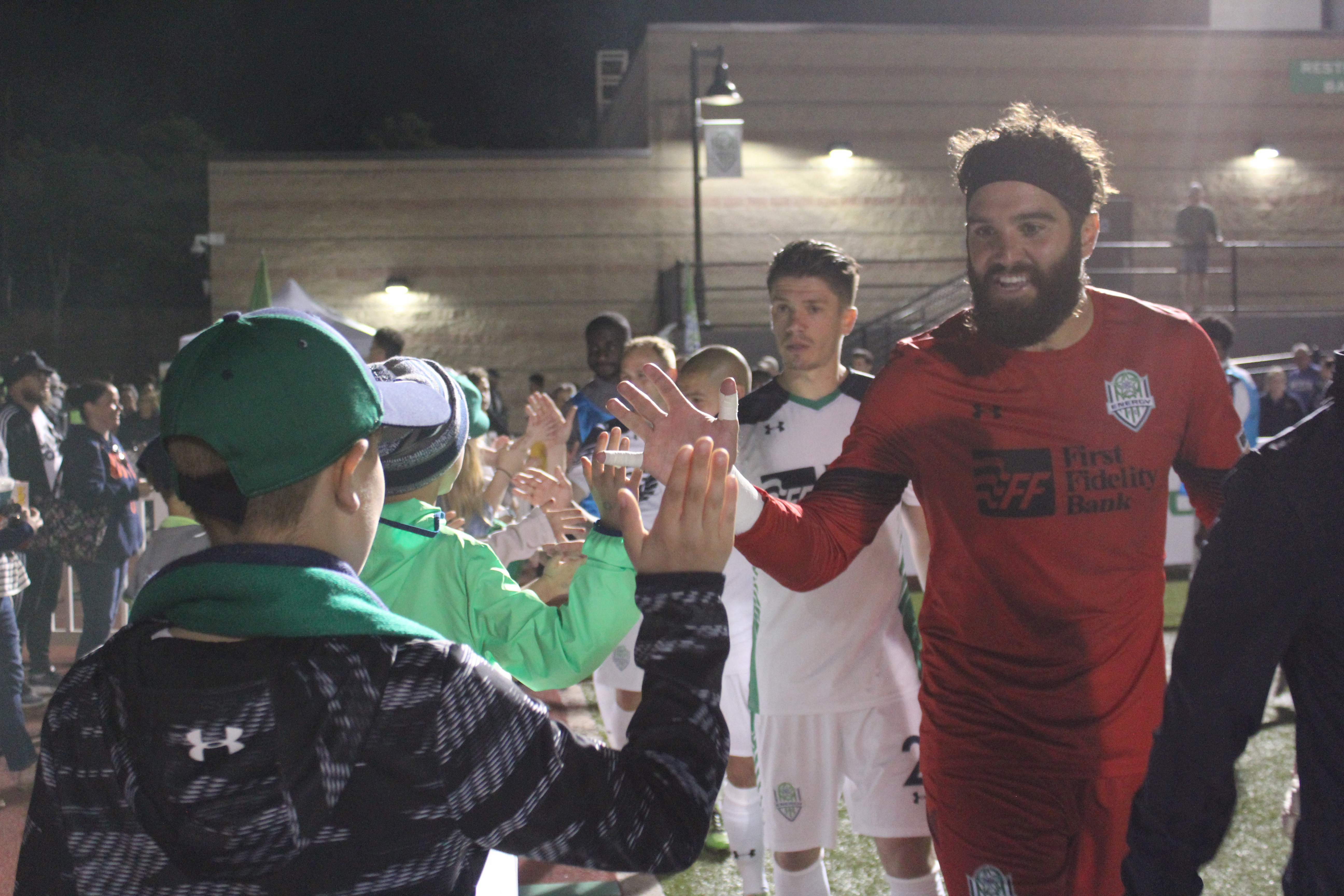 Energy FC Win Second Straight, Shells Austin Bold FC 4-2