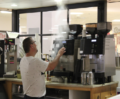 Review: Revamped Coffee Shop offers OCCC more to love