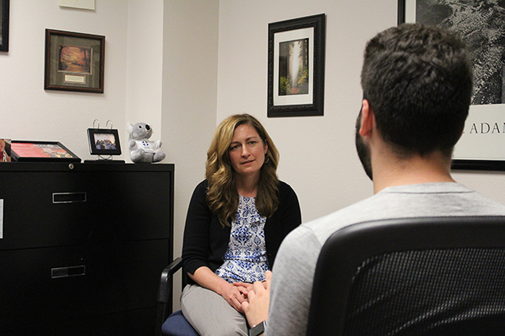 Free On-Campus Counseling For Students in Crisis, Under Stress