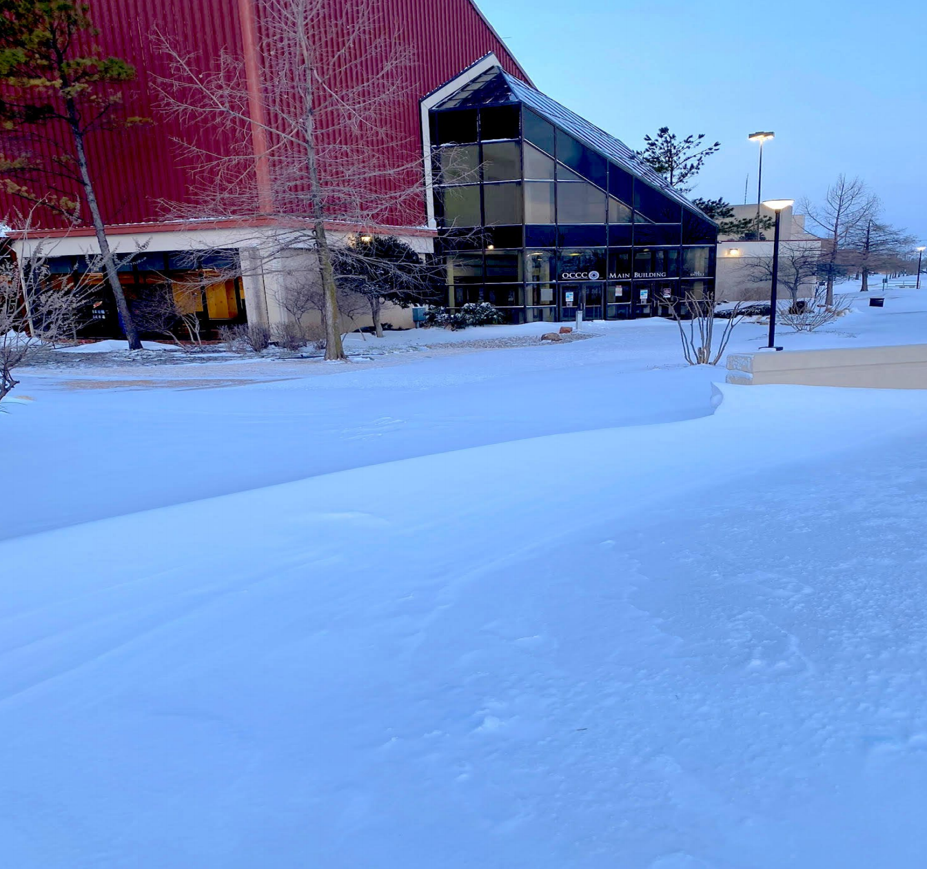 College closed for several days during historic snow storm
