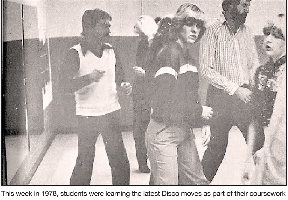 In Memoriam: Disco dancing, hallway fights remembered this week at OCCC