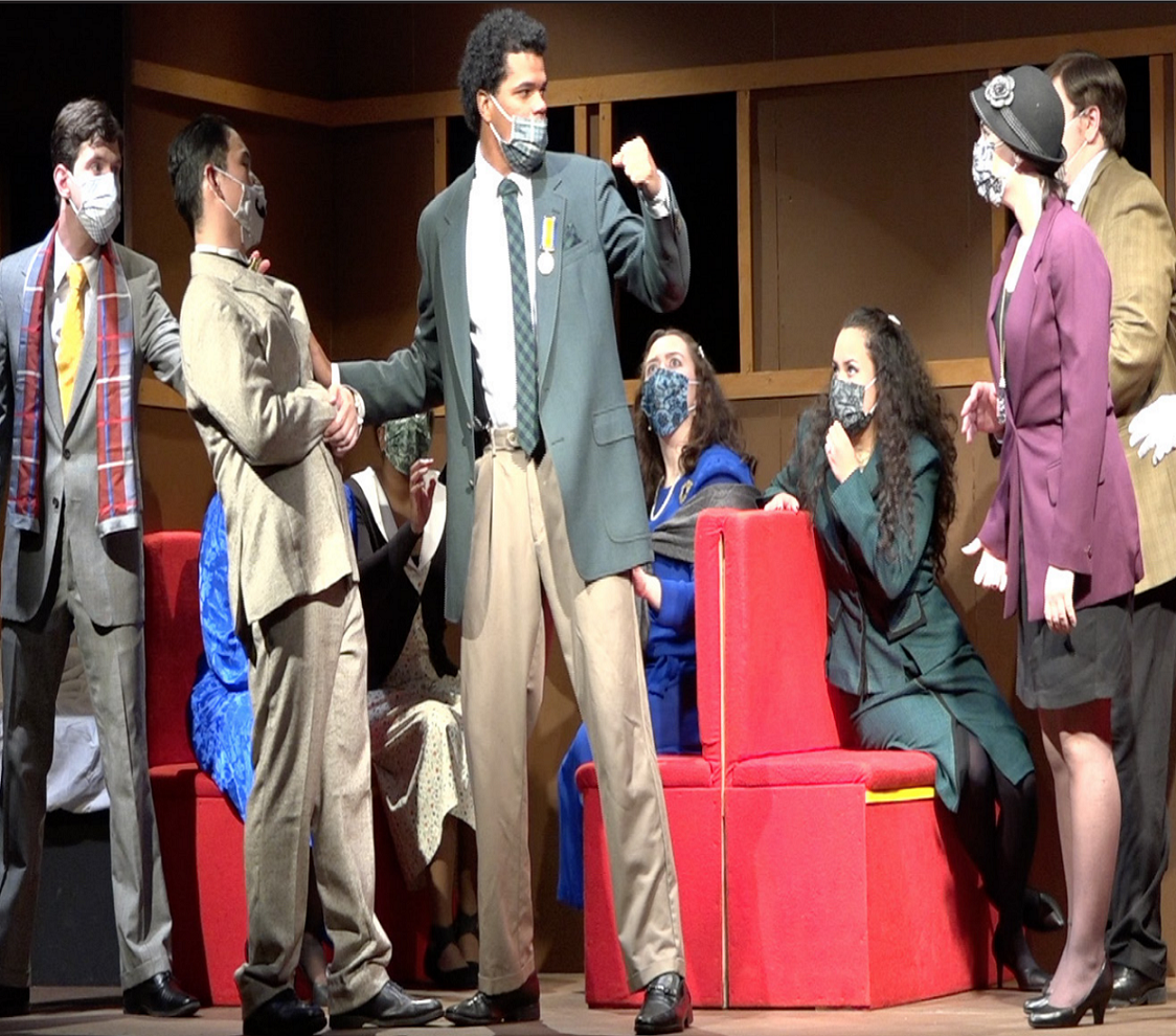OCCC Theatre students 'Kill It' in on-campus performance